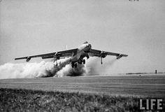 b 47 bomber,for facebook | 47, 1950 » SAC's B-47 bomber plane in a rocket-assisted, take-off ...