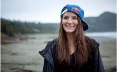 Kaya Turski: Girls can't ride inline skates? Skate Gif, Inline Skating, Canada, Extreme Sports, Sports Women, Skiing, Athlete, Baseball Hats, Skates