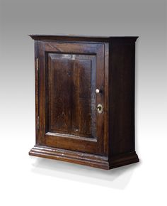 Antique spice cupboard