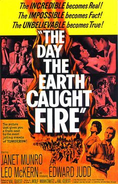 1961 ... The Day the Earth Caught Fire