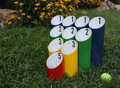 Lawn Chutes Lawn Game Skee Ball Game door TheUndergroundShop