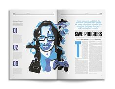 Sony PlayStation: Access on Behance