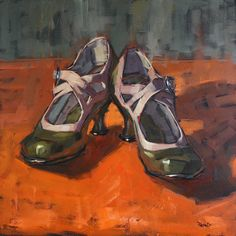 Cathleen Rehfeld  Idea...paint your favourite thing...