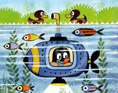 v ponorke
