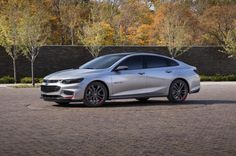 2016 Chevrolet Malibu: Red Line Series Concept
