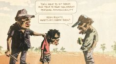 """A high-profile Australian cartoonist faces criticism for a drawing of an Indigenous man that critics describe as """"ugly, insulting and embarrassing""""."""