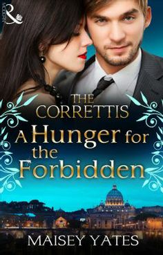 """Read """"A Hunger for the Forbidden (Sicily's Corretti Dynasty, Book by Maisey Yates available from Rakuten Kobo. To wed a Corretti - but which one? Alessia Battaglia is a vision in white as she runs out the church. She's left Alessan. Romance Novels, Fiction Books, Happily Ever After, Sicily, Book Series, Erotica, My Books, Audiobooks, Writer"""
