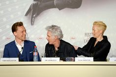 Tom Hiddleston - 'Only Lovers Left Alive' Press Conference in Cannes