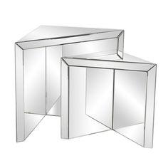 Howard Elliott Dorset Cobalt Blue Mirrored W/ Bottom Shelf Console Table  11176 | Howard Elliott | Pinterest | Console Tables, Consoles And Shelves