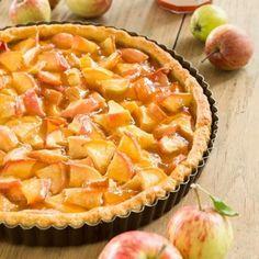 Tarte aux pommes et à la Gelée de Coings : 30recettes au coing - Journal des Femmes