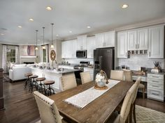 Glasgow floor plan of the Hunt Valley Overlook at Sparks community. 3 bedrooms / 2.5 - 3 bathrooms starting from $462,990.