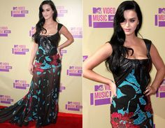 MTV VMA 2012: Katy Perry (by Elie Saab)