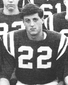 Sly Stallone in high school!