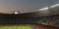 ♥Camp Nou by Anna Masip on ♥