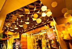 B.O.G Hotel primer hotel de diseño en Colombia ow.ly/eR7AW Chandelier, Ceiling Lights, Lighting, Inspiration, Home Decor, Design Hotel, Architects, Colombia, Biblical Inspiration