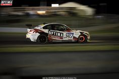 The OPTIMA-sponsored BimmerWorld BMW Racing Team grabs a top-ten in their first visit to the race at Nürburgring Optima Battery, Racing Events, Night Driving, Racing Team, Photo Galleries, Bmw