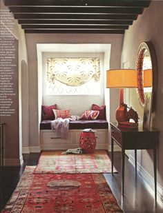 Designed by Betsy Burnham and featured in June 2012 issue of House Beautiful....omg where do i begin.