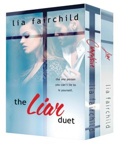 "The Liar Series (Duet Boxed Set) by Lia Fairchild - SAVE $2! ""So amazingly written and absolutely heartbreaking."" Maryse's Book Blog - http://www.amazon.com/dp/B01C0P24A6/ref=cm_sw_r_pi_dp_6jgZwb07GVKS4"