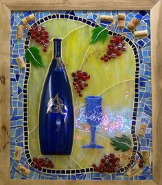 Blue Chardonnay by yellow-rose, via Flickr