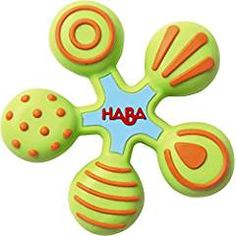 Want to give your little star something to fun chew on? How about HABA's brand new star clutching toy made from food-grade silicone! With its varying textures a Baby Gift Sets, Baby Gifts, Best Baby Toys, Developmental Toys, Baby Teethers, Teething Toys, Bath Toys, Baby Play, Little Star