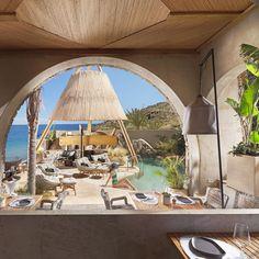 The bold call of beauty, a stone's throw from the most sought-after beach in Mykonos: Kenshō Psarou Restaurant.   #ReviveYourSenses #AnotherWorldOfLiving #Livethebestyou  #kenshopsarou #psarou #psaroubeach #mykonos #hotel #luxuryhotel #luxury #beachdecor #travel #greece #sea #vacation #beautiful #pool #greekislands #luxurylife #villa #cyclades #sun #luxuryvilla #beach #view #luxurytravel #wanderlust #boutiquehotel #beautifulhotels #vacation #travelblogger #designhotel #luxurydesign Beautiful Villas, Beautiful Hotels, Luxury Villa, Luxury Life, Romantic Resorts, Mykonos Hotels, Greek Design, Greek Islands