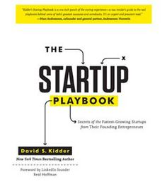 The Startup Playbook: Learn the Secrets of the Fastest-Growing Startups