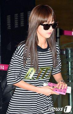 Dara #2NE1OffToJapan