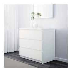 Drawers, Malm and Ikea malm on Pinterest