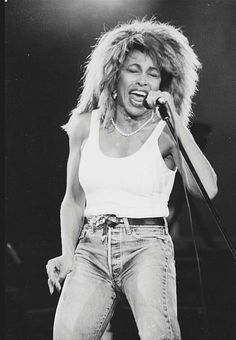 Tina Turner 1987