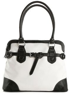 Kelly & Katie Lawrence Color Block Tote