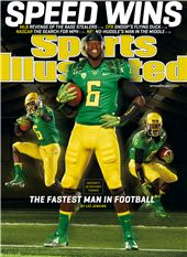 De'Anthony Thomas September 24, 2012 Sports Illustrated Cover