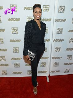 Rapper MC Lyte attending the ASCAP Music Awards at the Beverly Hilton Hotel on Thursday June 27, 2013. The ASCAP Music Awards honor phenomenal artists in songwriting and publishing within Gospel, R and B, Rap and Hip Hop.