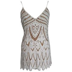 Mini dress Free People Ecru size 6 US in Viscose - 10030094 Cutwork, Free People Dress, Designer Dresses, Dress Outfits, Things To Sell, Clothes For Women, Mini, Fashion, Outerwear Women