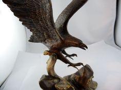 Bronze Adler Skulptur Figur Figur verkauft!