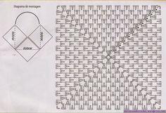 Patrón #389: Bolso a Crochet | CTejidas [Crochet y Dos Agujas]