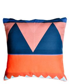 Savannah Sunset Pillow Cover // leif