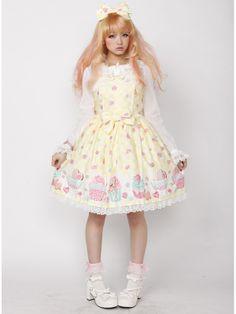 Angelic Pretty #kawaii #harajuku