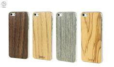 Lastu Wooden Skin for iPhone 4/4S/5/5s