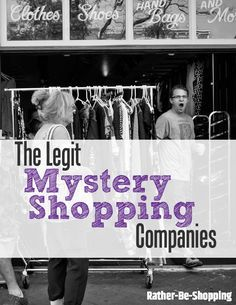 Best Mystery Shopping Jobs: Know the Legitimate Companies to Work For - Finance tips, saving money, budgeting planner Work From Home Jobs, Make Money From Home, Secret Shopper Jobs, Money Tips, Money Saving Tips, Mystery Shopper, Preparing For Retirement, Household Expenses, Savings Planner