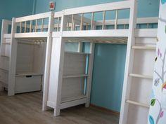 Детская кровать чердак купить от производителя недорого в Екатеринбурге