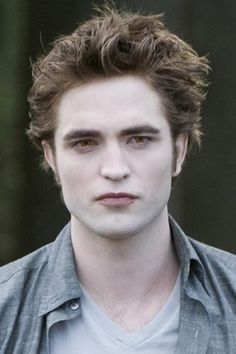 Edward Cullen by Robert Pattinson in The Twilight Saga, 2008