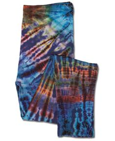 Tie-Dye Leggings: Soul-Flower Online Store I want these so badly it hurts a little.
