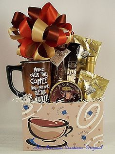 Gift baskets bing images | Gourmet Coffee Gift Baskets | Gift Baskets