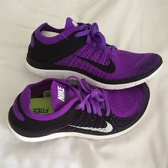 best loved 596a4 aed78 SU SAN on Purple Nike Shoes, Purple Tennis Shoes, Purple Nikes, Black Nikes