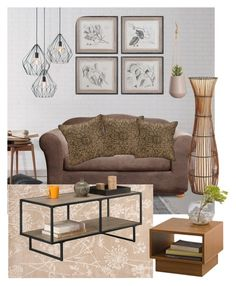 """Oldish"" by nelvilia-senawijaya on Polyvore featuring interior, interiors, interior design, home, home decor, interior decorating, Sure Fit, Pier 1 Imports, Jaipur and Croscill"
