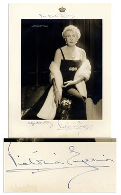 images of victoria eugenie of spain - Google Search