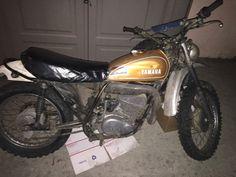 1974 Yamaha Enduro 250 | eBay