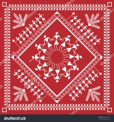 New Ideas Wall Painting Ideas Art Tutorials Pintura Tribal, Arte Tribal, Tribal Art, Fabric Canvas Art, Diy Canvas Art, Cotton Canvas, Madhubani Art, Madhubani Painting, Worli Painting
