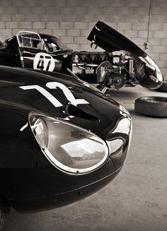 Jaguar E-Type coupes