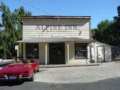 Alpine Inn, Portola Valley, CA